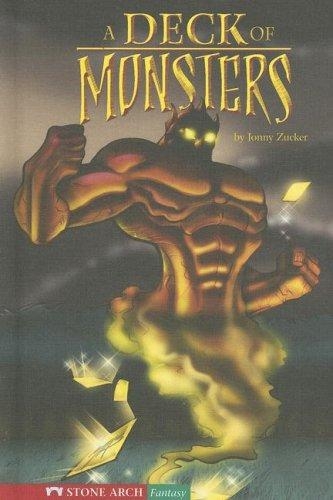 A Deck of Monsters (Keystone Books) by Jonny Zucker