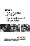 Boys and girls atplay by Evelyn Goodenough Pitcher