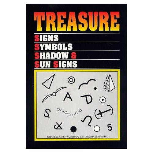 Treasure signs, symbols, shadow & sun signs by Charles A. Kenworthy