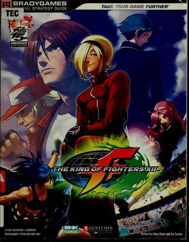 The king of fighters XII by Adam Deats
