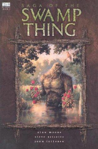 Swamp Thing Vol. 1 by Alan Moore