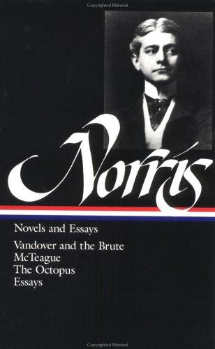 Novels and essays by Frank Norris